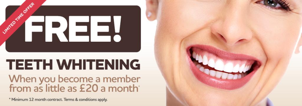 Teeth whitening central London