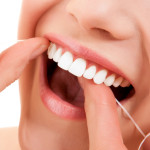 Do you floss before or after brushing your teeth?